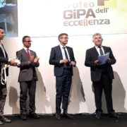 """Tekné Consulting wins the award """"Trofeo Eccellenza Gipa 2017"""
